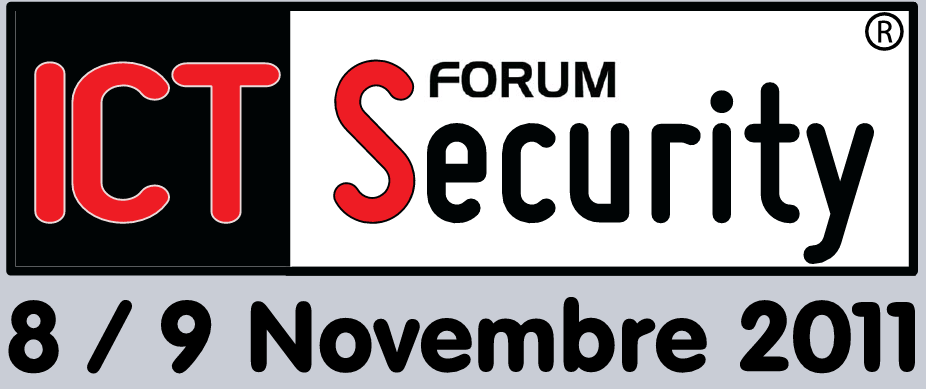 11° Forum Expo ICT Security – Roma